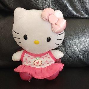 BOGO🌺Ty Beanie Babies Small Hello Kitty Plush